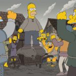Game of Thrones apareció en Los Simpsons y el súper combo nos voló la cabeza