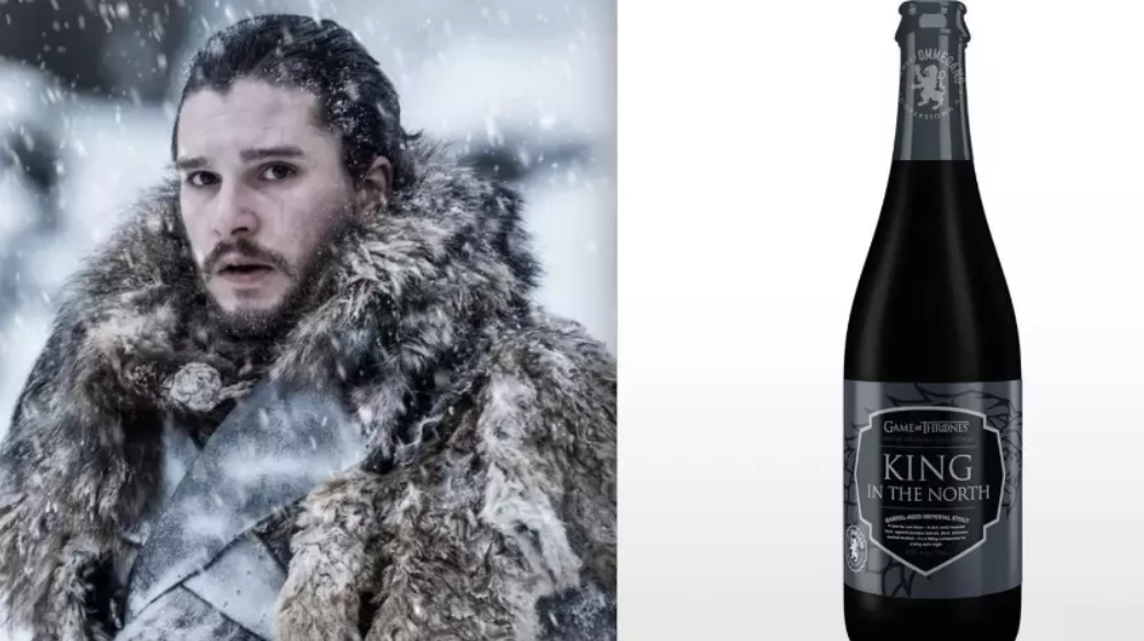 Cerveza de Game of Thrones